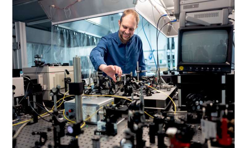 Spin lasers facilitate rapid data transfer