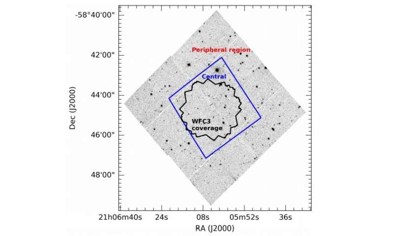 **SPT-CL J2106-5844 is the most massive high-redshift galaxy cluster, study finds
