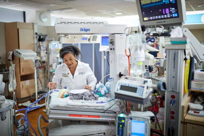 Stable home lives improve prospects for preemies
