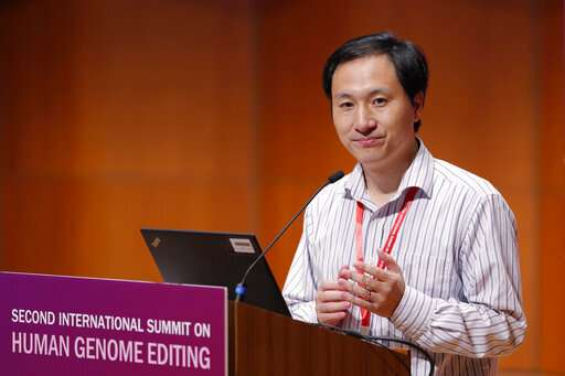 Stanford clears faculty members in gene-edited baby inquiry