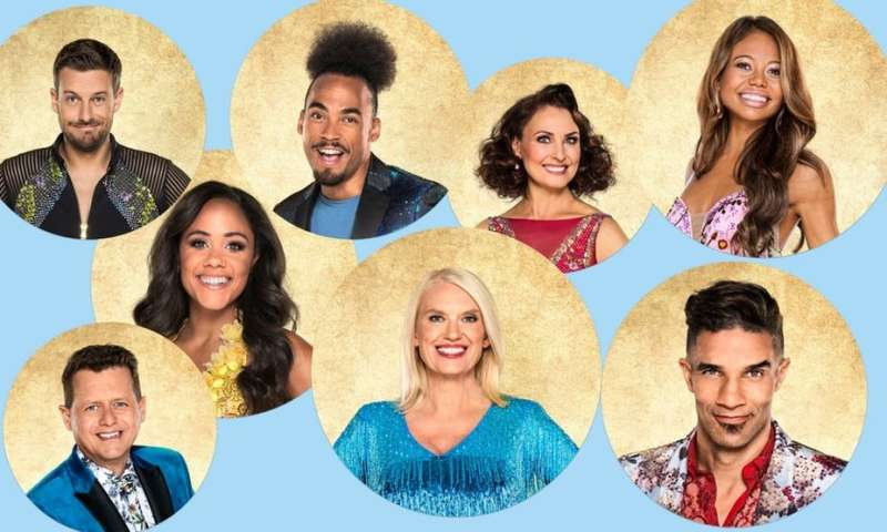 Strictly Come Dancing: research shows that the luck of the draw matters in talent shows