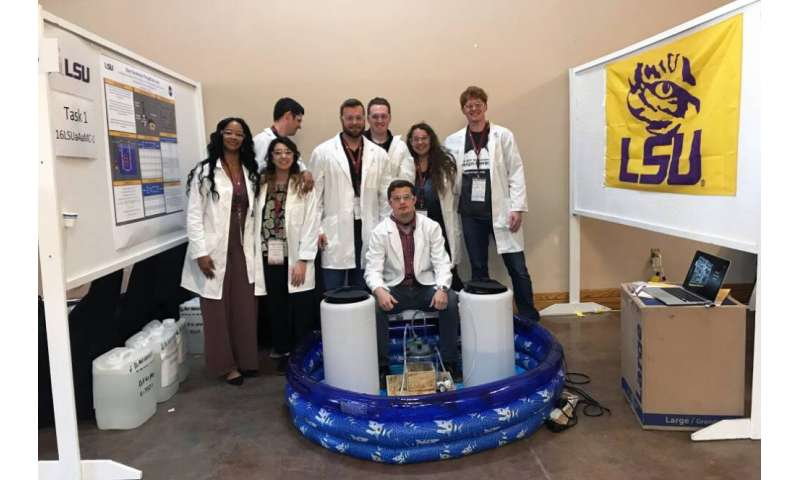 Student Project Improves International Space Station Water System