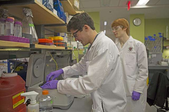 Students engineer blood vessel receptors to signal life-threatening conditions