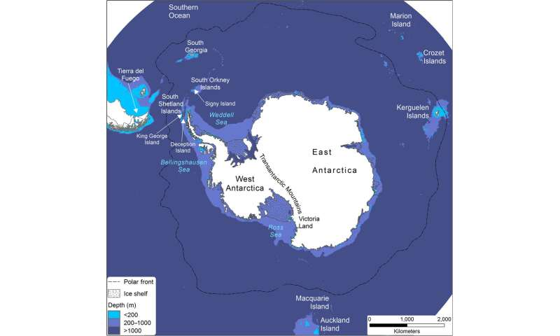 **Studies highlight fragility of Antarctic ecosystems
