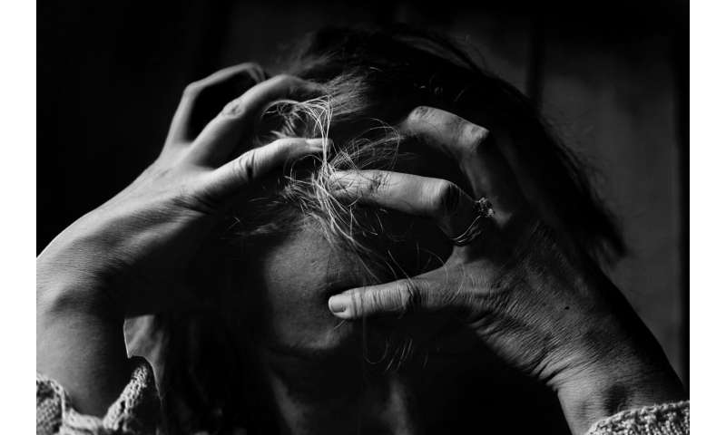 Study: Brain injury common in domestic violence