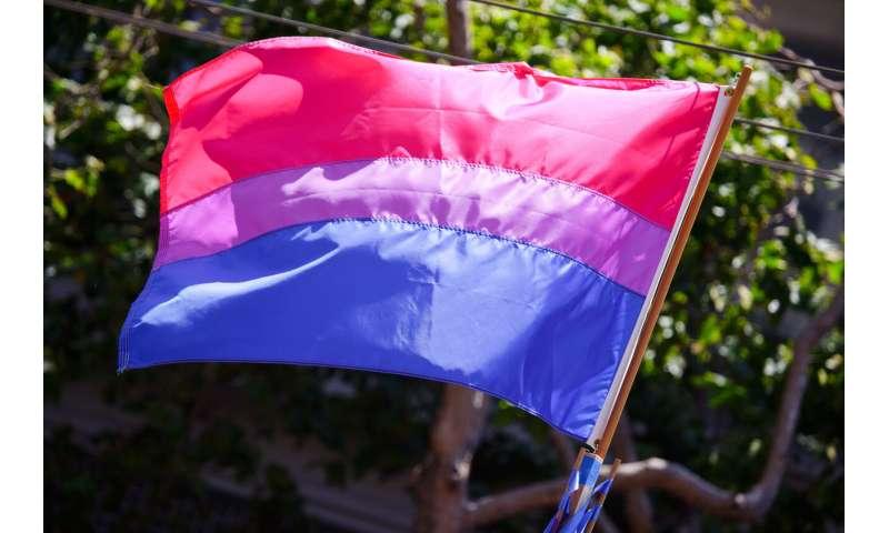 Study exposes reasons behind poor mental health in bisexual people