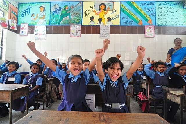 Study finds private school vouchers boost the English scores of poor children in delhi