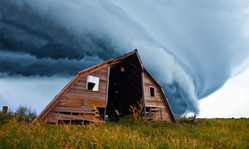 Study: Many Tennesseans are misinformed about tornado protection