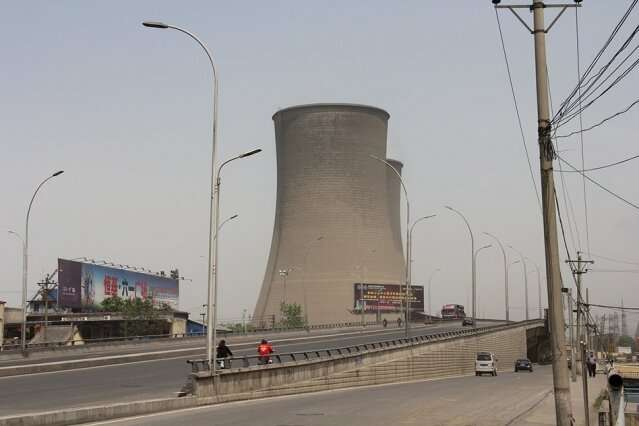 Study projects a key role for carbon capture and storage in China