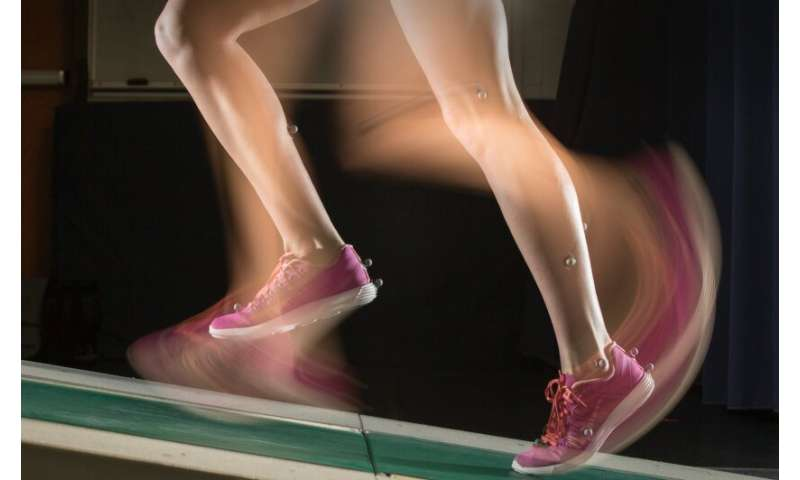 Study says the right running stride for you is the one you naturally use
