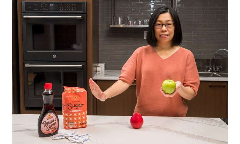 Study weighs impact of sugar vs. whole fruit on blood pressure