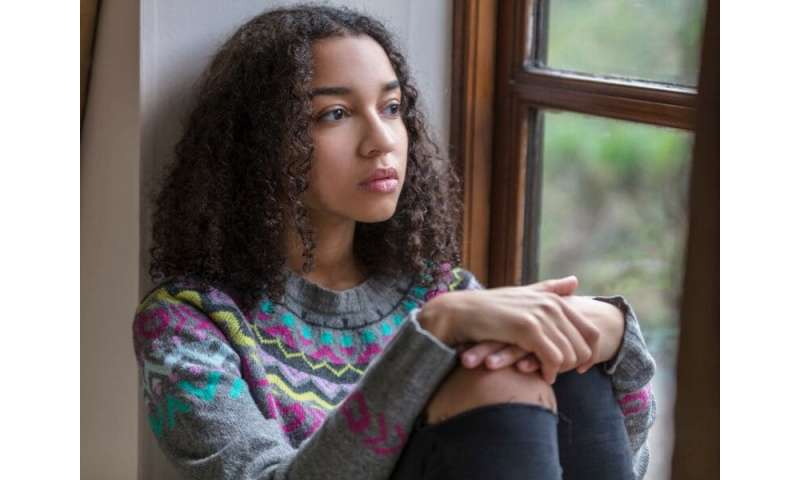 Suicide attempts rising among black teens