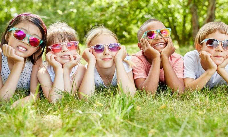 Summer is coming! Here's why you need to protect your children's eyes