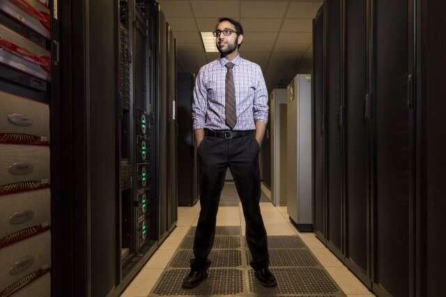 Supercomputers can spot cyber threats