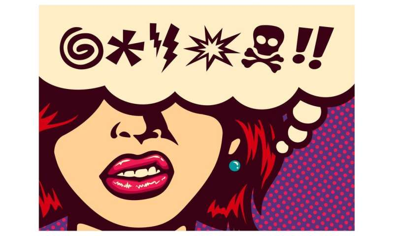 Swearing: attempts to ban it are a waste of time – wherever there is language, people cuss