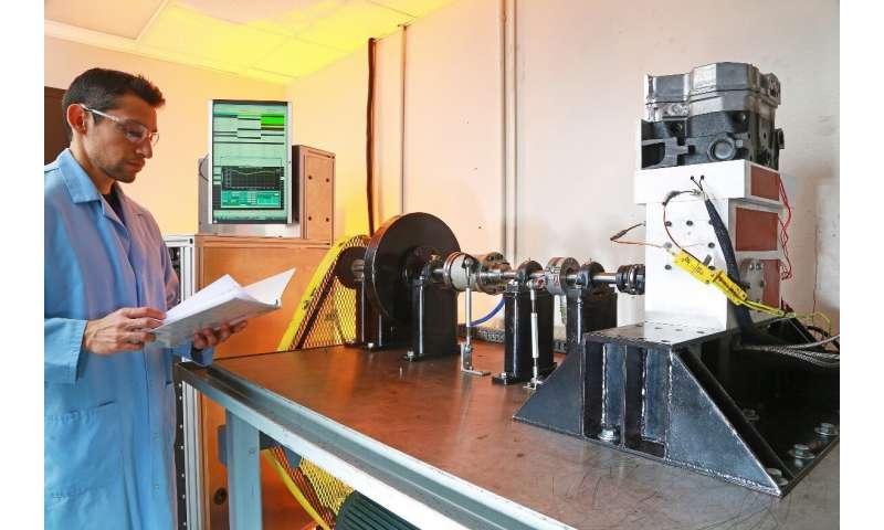 SwRI adds unique, efficient engine wear testing rig