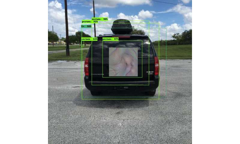 SwRI engineers develop novel techniques to trick object detection systems