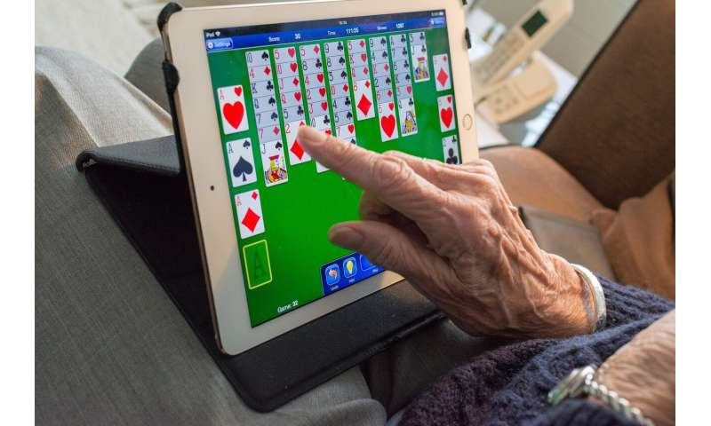 tablet elderly