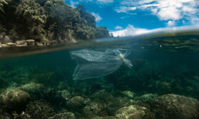 Tackling plastic pollution for communities and coral reefs in coastal Cambodia