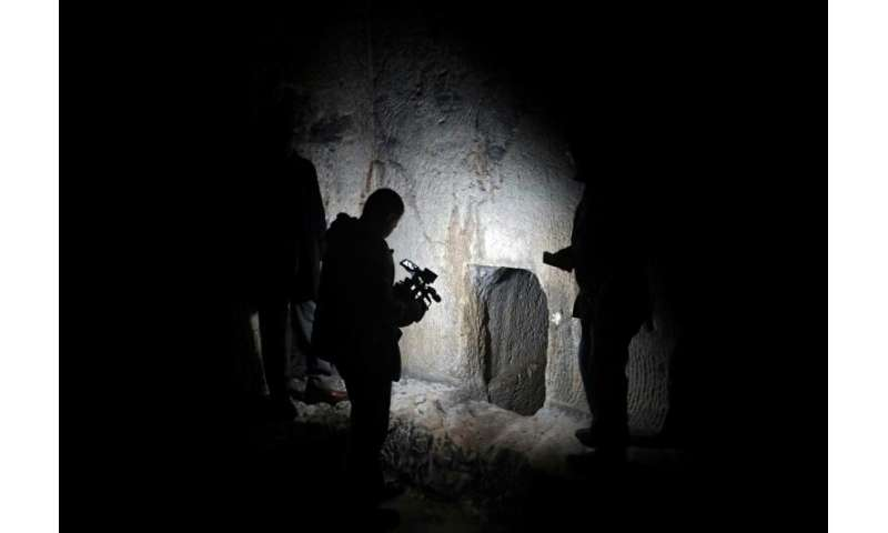 Talks are ongoing between France, which owns the site known as the Tomb of the Kings, and Israel to reopen it