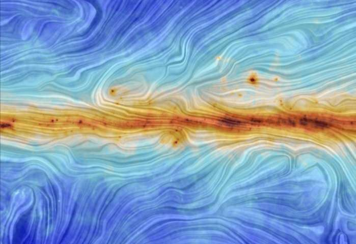 Technique pulls interstellar magnetic fields within easy reach