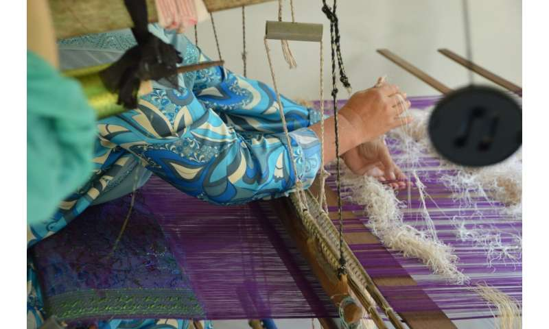 Technology could help reduce exploitation of traditional weavers in Malaysia