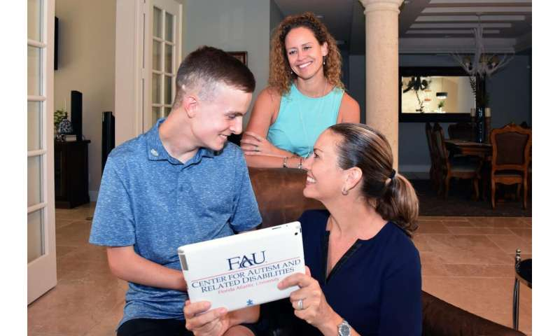 Teens with autism can master daily living skills when parents teach, reach for iPads