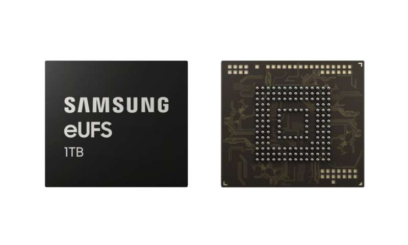 Thanks for the memory cards but now Samsung talks up 1TB storage for phones