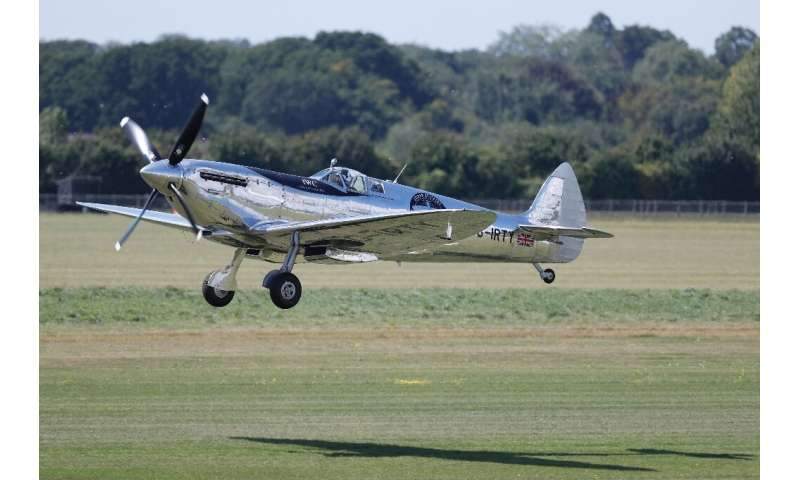 The 43,500-kilometre (27,000-mile) adventure westwards around the globe will be the first time a Spitfire will ever have circumn