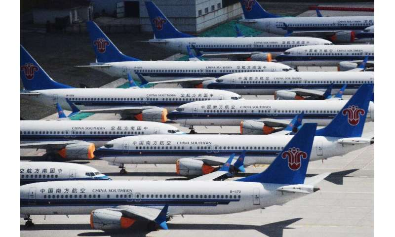 The 737 MAX deal came as a surprise given that the aircraft are grounded worldwide after fatal crashes