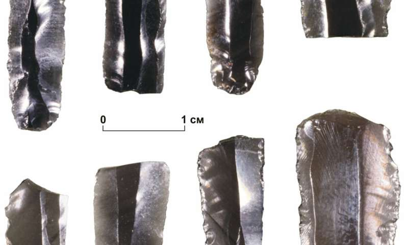 The ancient people in the high-latitude Arctic had well-developed trade