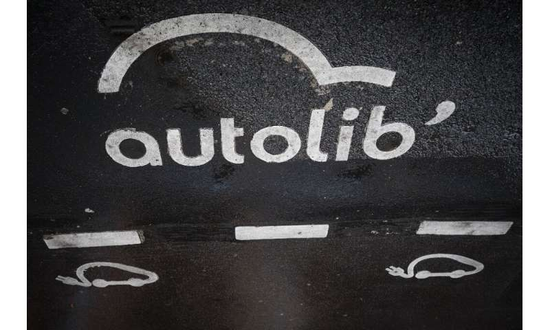 The Autolib' electric car sharing network first hit Paris in 2011