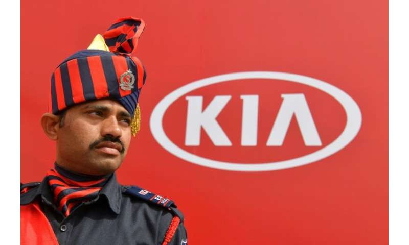 The cash from Hyundai subsidiary Kia Motors will be used by India's Ola to expand its fleet of electric vehicles