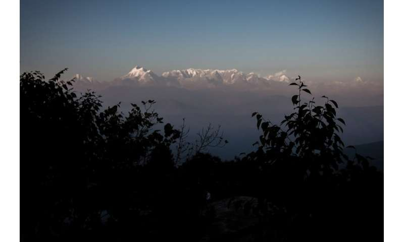 The climbers were believed to have been hit by an avalanche as they attempted to summit of one of Nanda Devi's peaks that has no