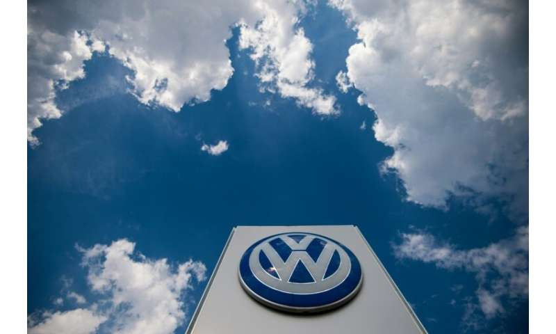 The cost of dieselgate is still a cloud over Volkswagen's earnings
