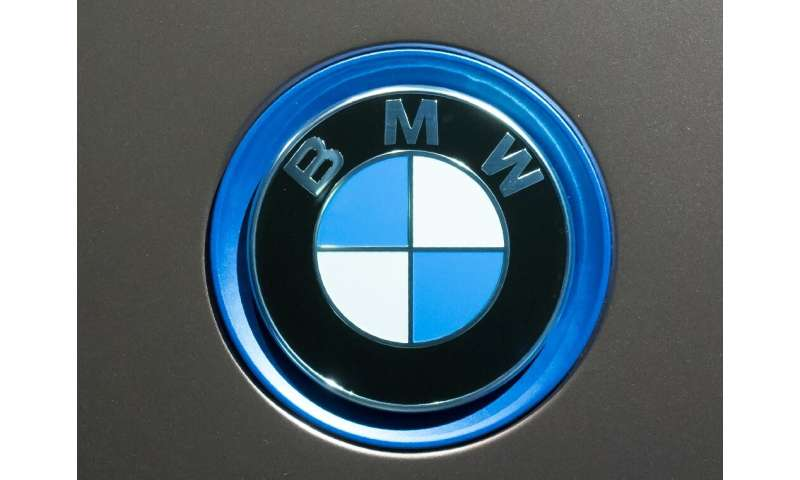 The costs of developing electric vehicles has sqeezed profits at BMW, although it has managed to avoid a slump in sales that has