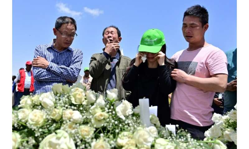 The crash of the Ethiopian Airlines jet killed 157 people