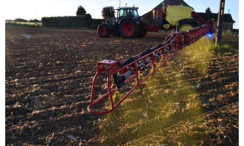 The debate over the use of pesticides is highly sensitive, needing to balance concern for human health over the needs of the agr