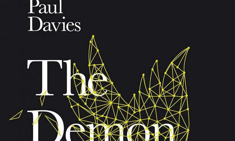 The Demon in the Machine is named physics book of the year in UKM