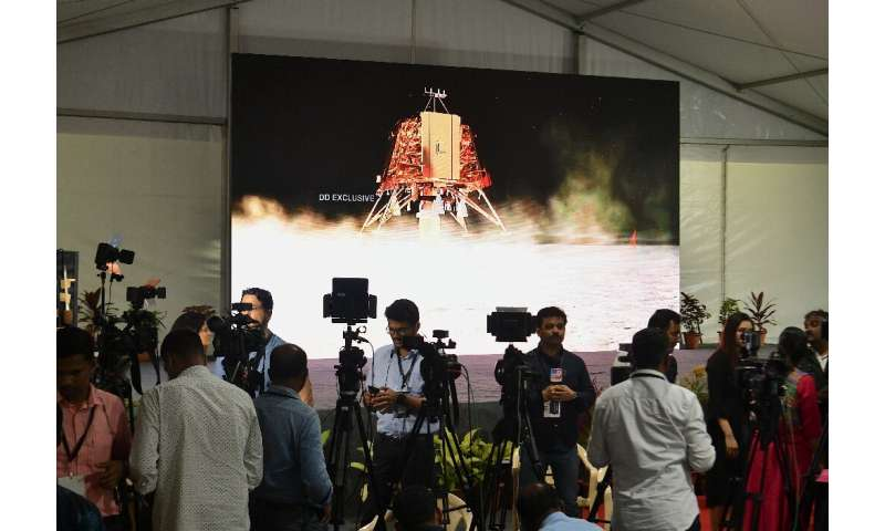 The emerging Asian giant's most complex space mission, carrying an orbiter, lander and rover, was almost entirely designed and m
