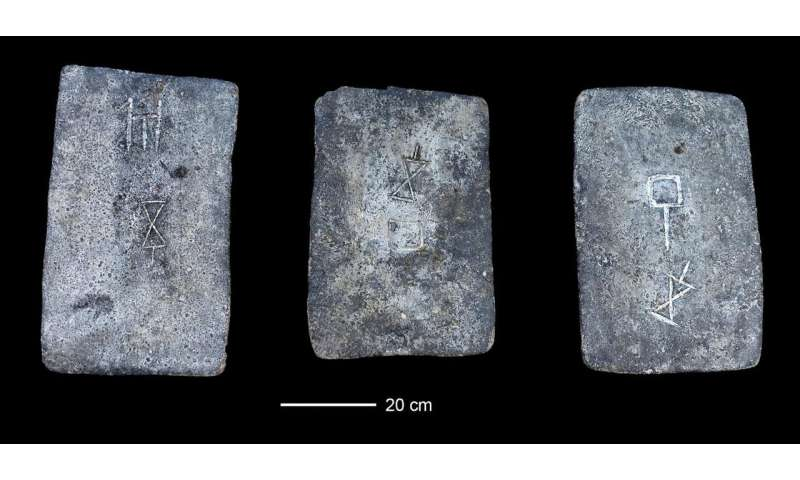The enigma of bronze age tin