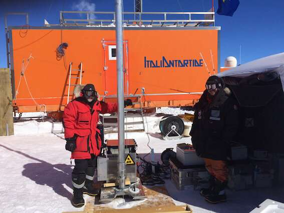 The epic search for oldest ice in Antarctica is starting