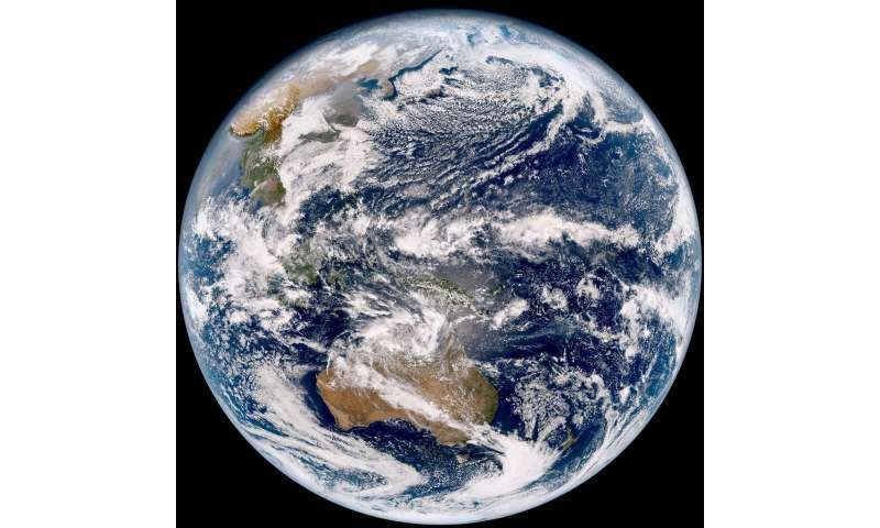 The equivalent of 1.75 Earths would be required to produce enough to meet humanity's needs at current consumption rates