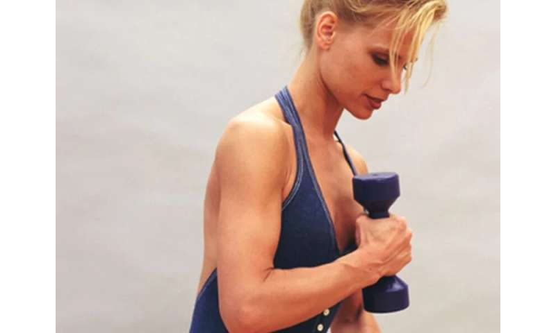 The essential upper arm shape-up