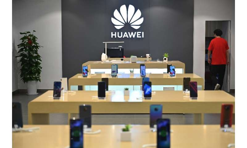 The firm is facing a looming White House ban on US companies selling technology products to Huawei