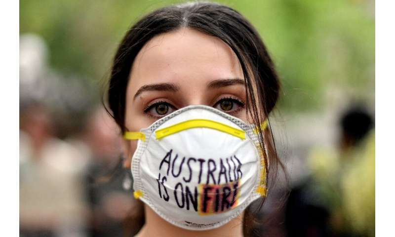 The heatwave is another alarm bell about global warming in Australia, where this year's early and intense start to regular summe