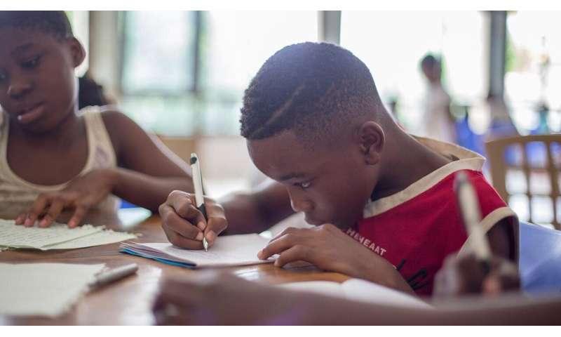 The impact of economic disparities on children's development