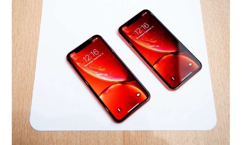 The iPhone Xr unveiled in 2018 was one of the latest iterations of the iconic smartphone designed by Jony Ive, who is leaving Ap