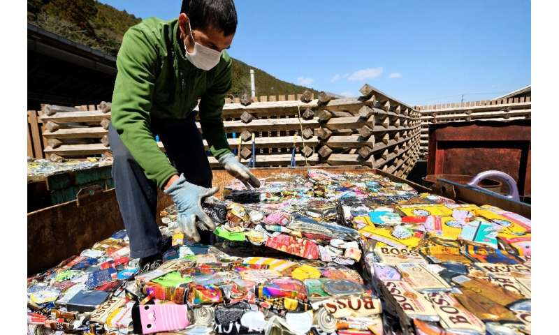 The Japanese town of Kamikatsu already recycles about 80 percent of its rubbish but is aiming for 'zero-waste' by 2020