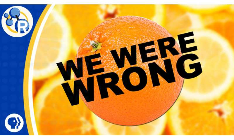 The limonene myth (video)